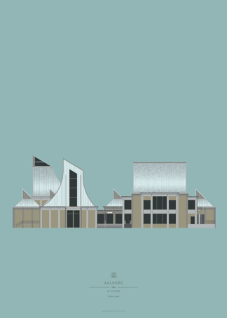 Aalborg Plakat | Utzon Center | Aalborg - Byen Vi Elsker