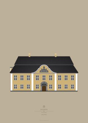 Aalborg Plakat | Aalborg Rådhus | Aalborg - Byen Vi Elsker