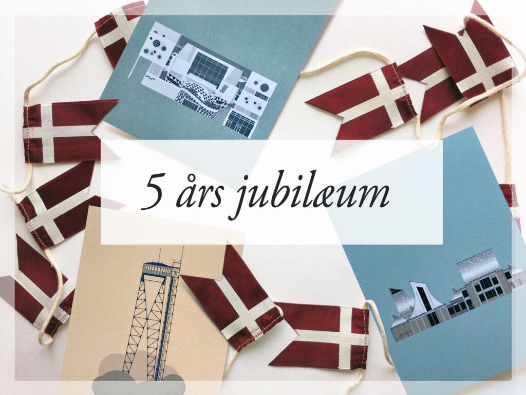 5 års jubilæum | Aalborg - Byen Vi Elsker